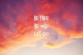 be-free-be-wild-let-go