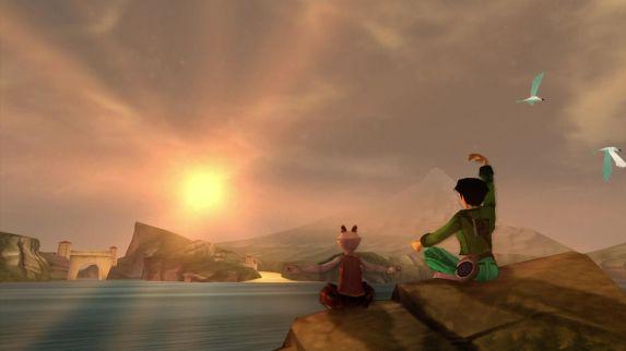 634000-beyond-good-evil-xbox-360-screenshot-jade-enjoys-the-peaceful