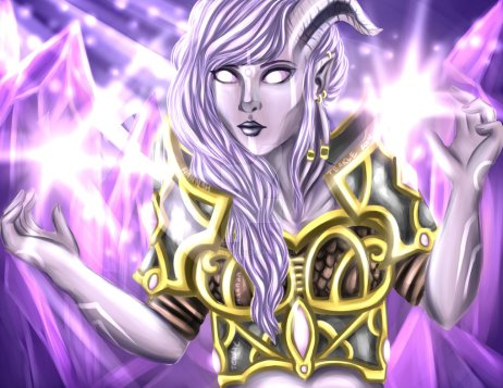 draenei__wow_fan_art__by_blackivoryy-d81137q